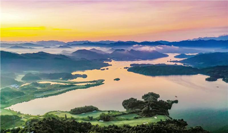 太平湖风光